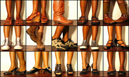 What Does Your Footwear Say About You?