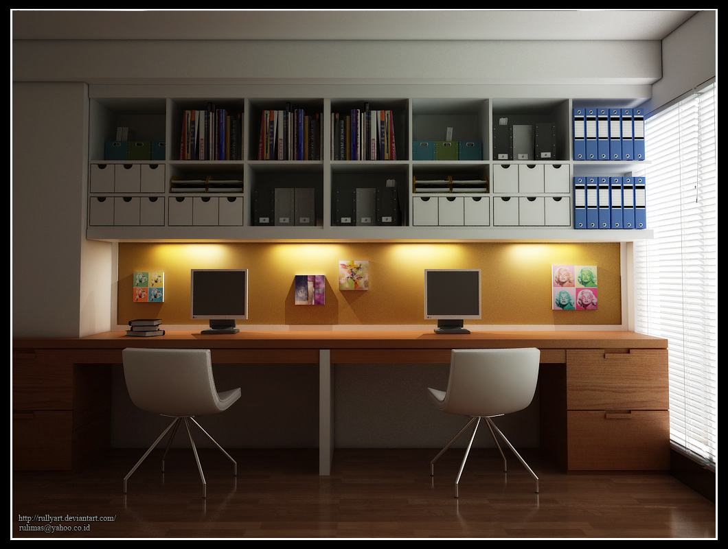 6 Tips to Beautify a Study Room