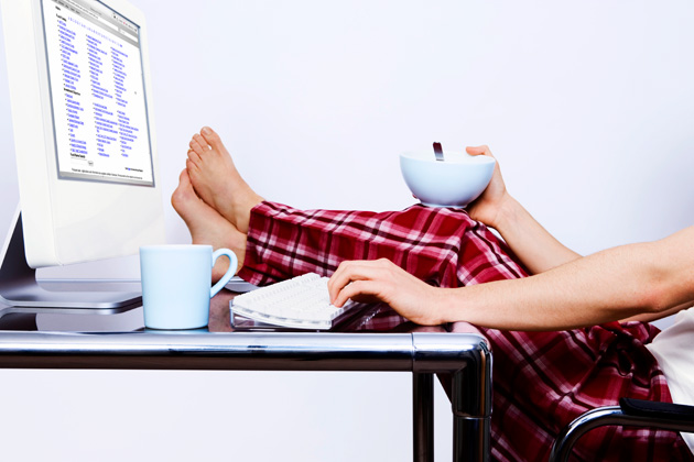 Successfully Working from Home: It Starts with Your Workspace