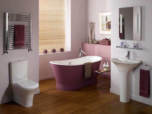 3 Styles of Bathroom Design You Should be Familiar With