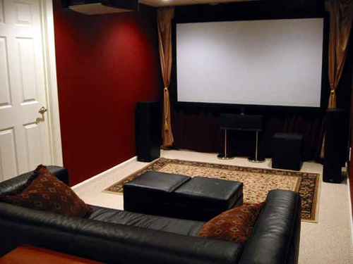 Creating a Modern Movie Room: What Does It Take?