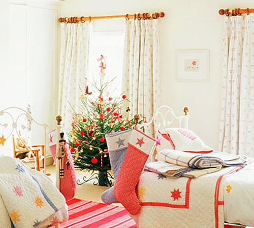3 Tips to Get your Kid Bedroom Ready for Christmas or New Year Year