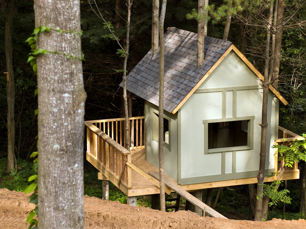 Tips to Build A Sturdy Outdoor Tree House