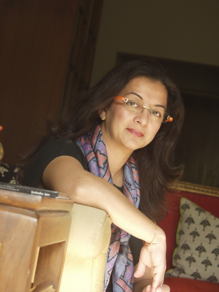 In the Mind of An Artist: Q & A with Interior Designer Rajee Sood