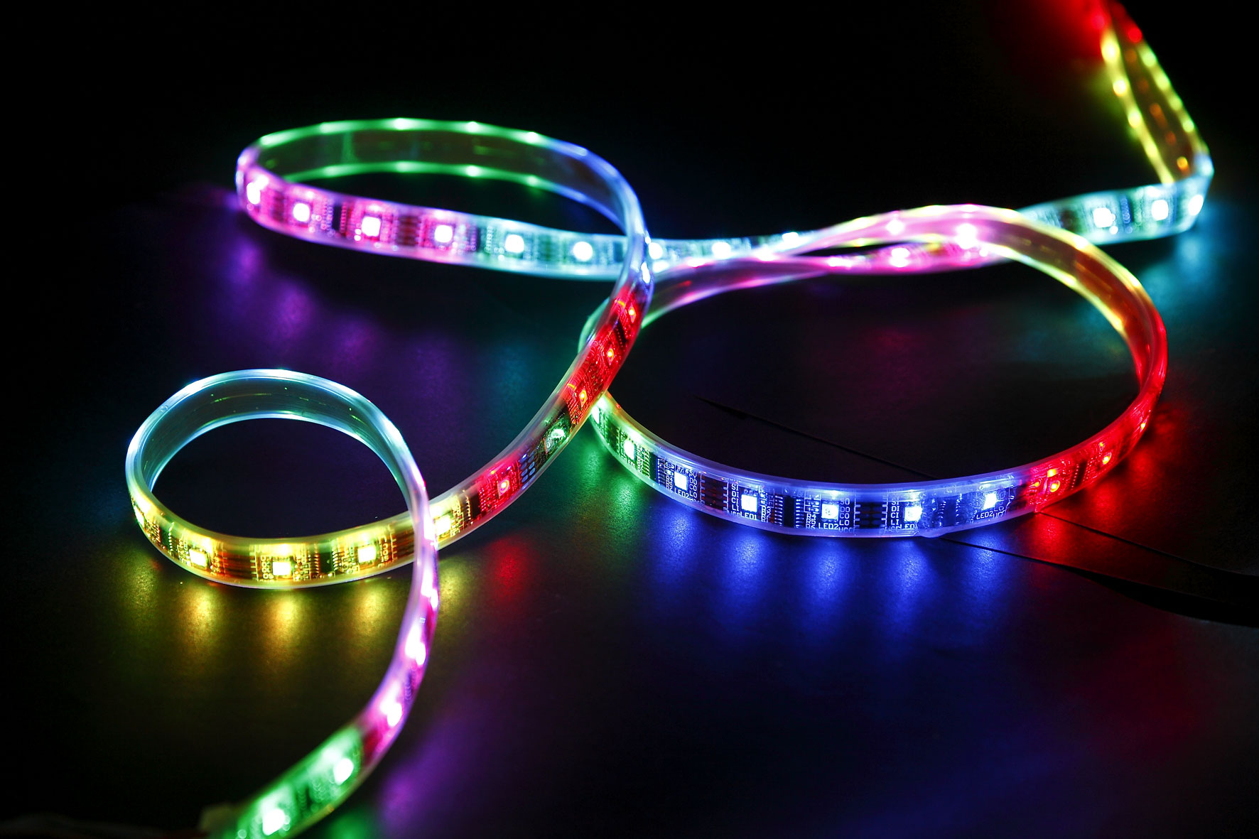 Made for Home DIY: LED Strip Light Ideas to Brighten Your Life