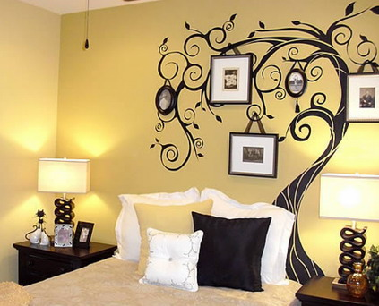 11 Easy Affordable Ways To Give Your Bedroom Walls A Makeover