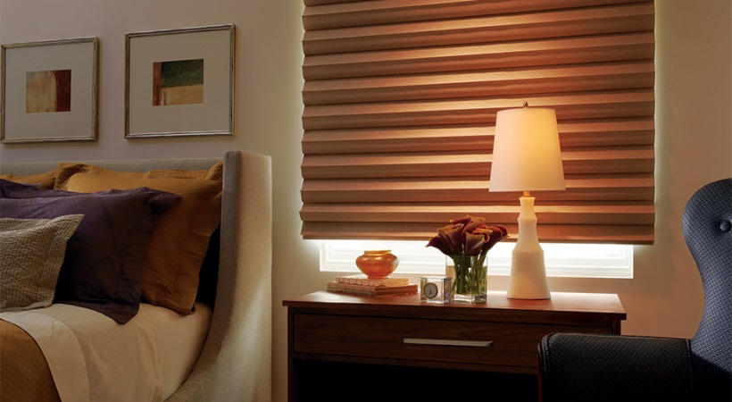 It's All About the Fabric: A Closer Look at Cloth-Covered Blinds
