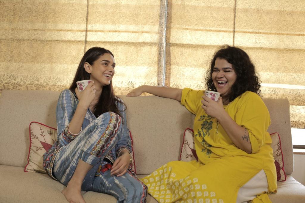 Home Invasion: Inside Aditi Rao Hydari's Cozy Flat