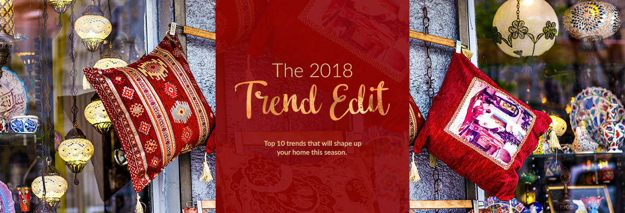 The Oracle Speaks: Top 10 Trends That Will Shape Our Homes In 2018.