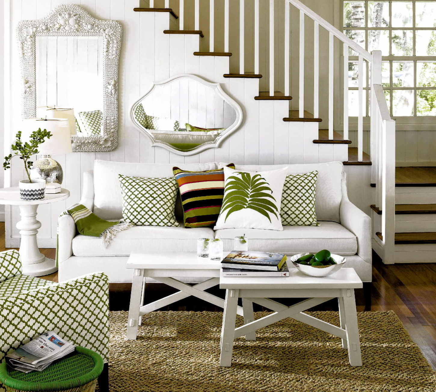 Summer Decor Ideas That Are Light On Your Pocket