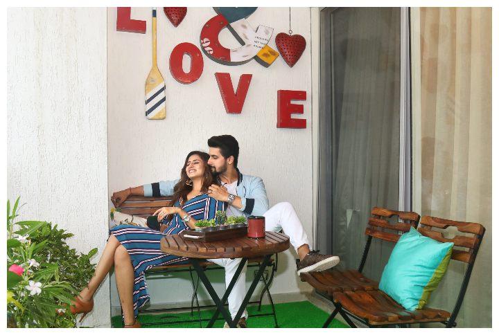 Inside Ravi Dubey & Sargun Mehta's Splendid Apartment In Mumbai