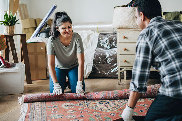 Things to keep in mind when setting up a New Home